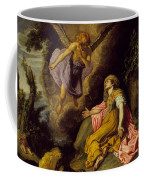 Hagar And The Angel Coffee Mug