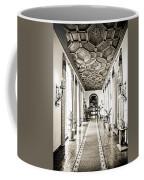 Hallway Of Elegance Coffee Mug