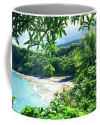 Hamoa Beach Hana Maui Hawaii Coffee Mug