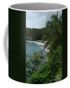 Hamoa Beach Maui Hawaii Coffee Mug
