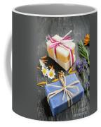Handmade Soaps With Herbs Coffee Mug