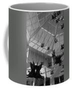 Hanging Butterflies Coffee Mug