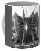 Hanging Butterfly Coffee Mug