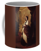 Harriet Howard Duchess Of Sutherland Franz Xavier Winterhalter Coffee Mug