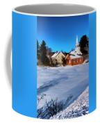 Harrisville Pond II Coffee Mug
