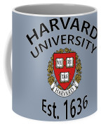 Harvard University Est. 1636 Coffee Mug