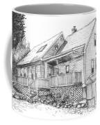 Harvey Lake House Coffee Mug