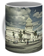 Havana National Capitol Coffee Mug