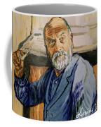 He Said He Had Shot Himself Coffee Mug