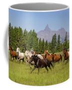 Head Em Up Move Em Out Coffee Mug