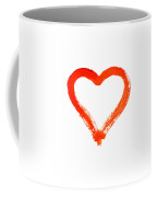 Heart - Symbol Of Love Coffee Mug