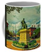 Henry Wadsworth Longfellow Monument - Portland, Maine Coffee Mug