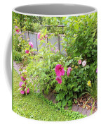 Hibiscus In The Garden Coffee Mug