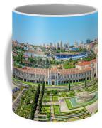 Hieronymites Monastery Aerial Coffee Mug