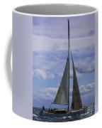 High Profile Coffee Mug