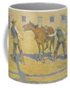 His First Lesson Coffee Mug