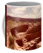 Historic Indian Ruins  Coffee Mug