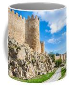 Historic Walls Of Avila Coffee Mug