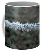 Hoar Frost At Sun Up Coffee Mug