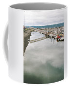 Homer Boat Ramp Coffee Mug