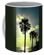 Honeymoon Island Sunset Coffee Mug