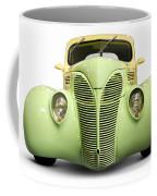 Hot Rod Ford Coupe 1938 Coffee Mug