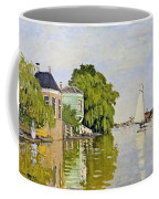 Houses On The Achterzaan Coffee Mug