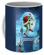 How The Grinch Stole Christmas 2000  Coffee Mug