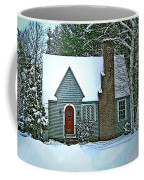 Howland House In Windsor Coffee Mug