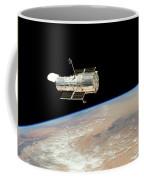 Hubble At Work Coffee Mug