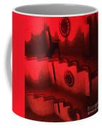 Hues Of Massey Hall - Red Coffee Mug