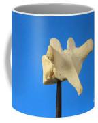 Human Vertebra Coffee Mug