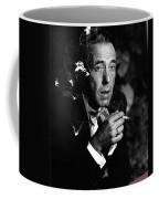 Humphrey Bogart Portrait #1 Circa 1954-2014 Coffee Mug