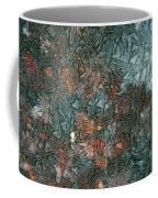 1. Ice Geometric, Glen Falloch Coffee Mug