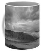 Iceland Mountains Panorama Coffee Mug