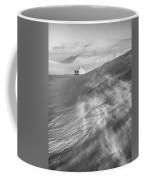 Iceland Winter Coffee Mug