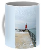 Icy Walk Coffee Mug