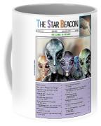Magazine  Illustration Coffee Mug