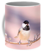 Img_0001 - Carolina Chickadee Coffee Mug