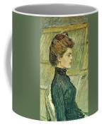 img296 Henri De Toulouse-Lautrec Coffee Mug