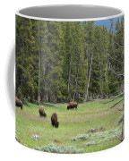 In A Field Coffee Mug