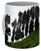 In A Line Coffee Mug