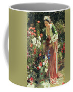 In The Bey's Garden Coffee Mug