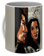 In The Mirror Coffee Mug