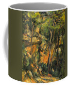 In The Park Of Chateau Noir Coffee Mug