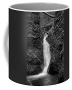 Indian Well Flows Bw Coffee Mug