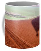 inflated Hot air balloon Coffee Mug