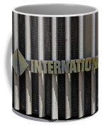 International Semi Truck Emblem Coffee Mug