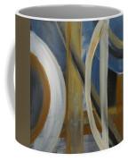 Intersection In Blue 1 Coffee Mug