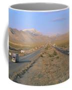 Interstate 15, Near Las Vegas, After Coffee Mug
